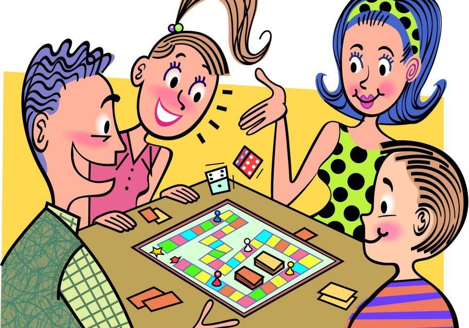 Soirée Jeux en famille