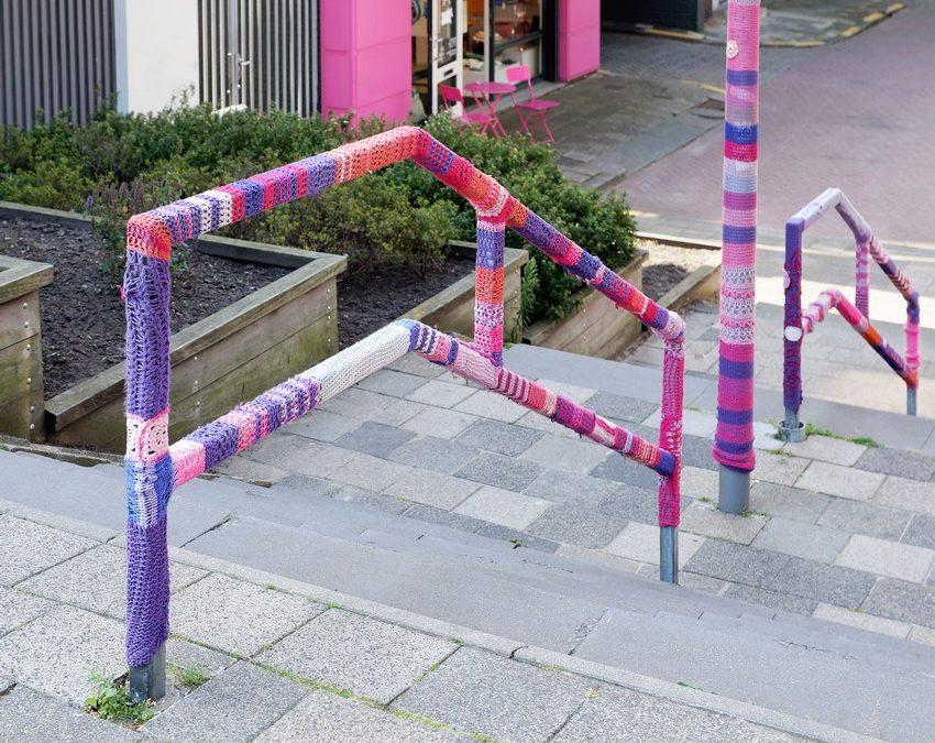 Atelier Le lien qu'on tricote