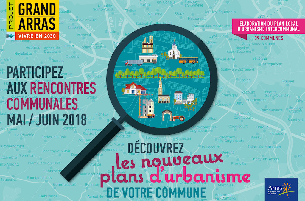Enquête Publique sur le Plan Local d'Urbanisme Intercommunal