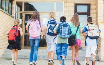 Inscriptions dans les écoles – Rentrée 2019