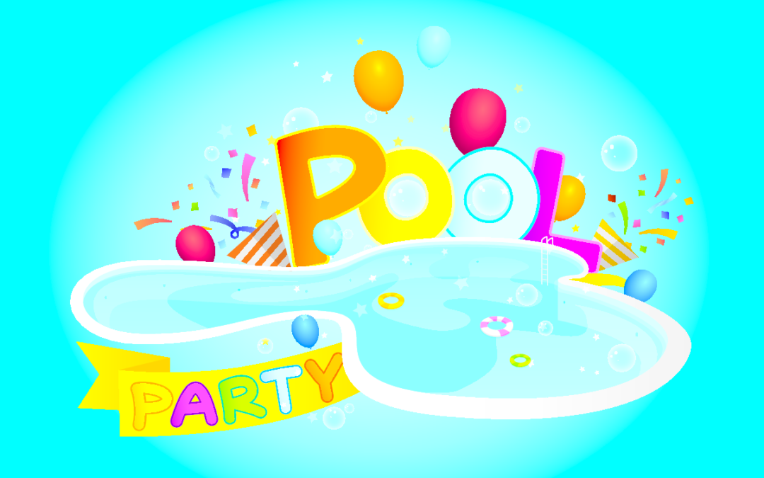 Pool Party – de 18 ans
