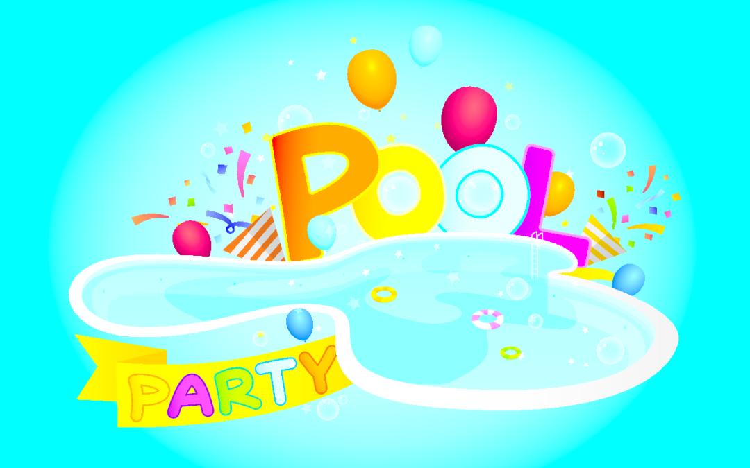 Pool Party – de 18 ans
