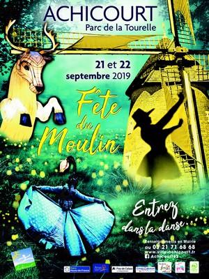 Fête du Moulin 2019 – Entrez dans la danse