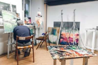 Portes ouvertes des ateliers d'artistes