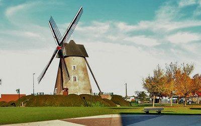 Fermeture hivernale des visites du moulin