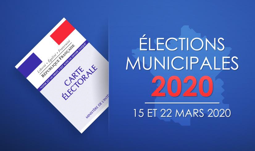 Résultats du 1er tour des élections municipales 2020