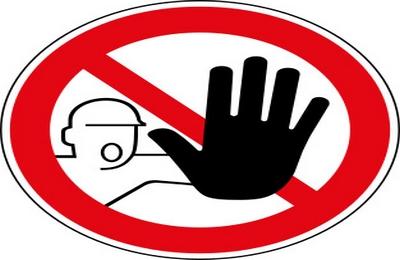 Arrêté municipal interdisant l'utilisation des bâtiments municipaux – COVID19