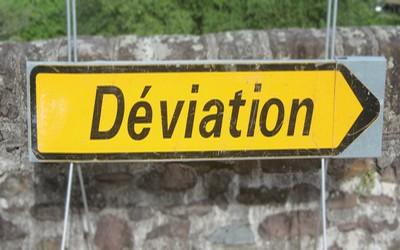 Arrêté municipal portant restriction de circulation rue du Triangle