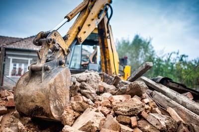 Travaux de désamiantage et de démolition de la Zone de la Tourelle