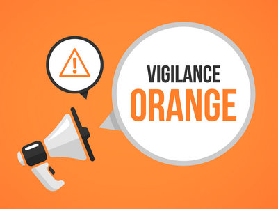 Vigilance Orange Orage