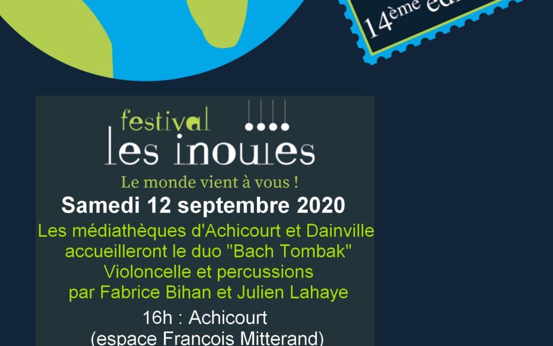 Festival les Inouies