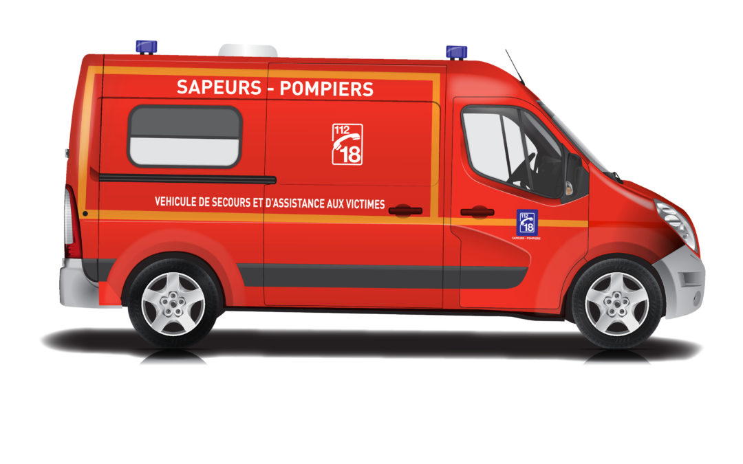 Tournée annuelle du calendrier des Sapeurs Pompiers