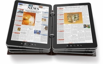 Accès à la presse numérique à la médiathèque
