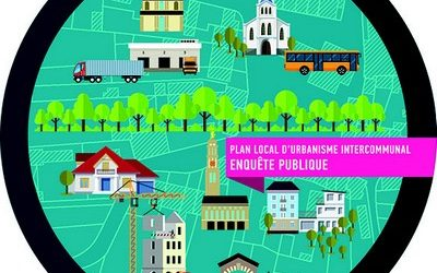 Avis d'enquête publique Plan Local d'Urbanisme Intercommunal
