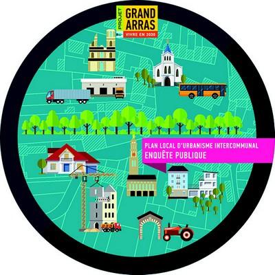 Avis d'enquête publique Plan Local d'Urbanisme Intercommunal